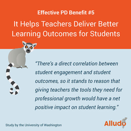 Better Learning Outcomes